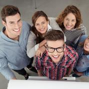 Les étudiants en école de commerce sont (très) optimistes pour leur avenir