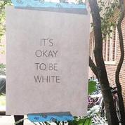 «C'est pas grave d'être blanc» clame l'extrême droite dans les universités américaines