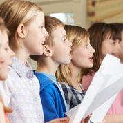 Deux heures de chorale par semaine dans chaque collège d'ici 2019