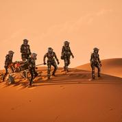 Mars ,la réalité rattrape la fiction sur Numéro 23