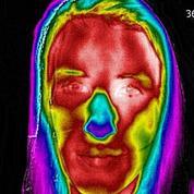 Le nez refroidit quand le cerveau est en «surchauffe»