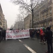 Timides manifestations contre la réforme du bac