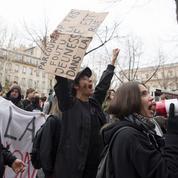 Un millier de manifestants contre la réforme du bac à Paris