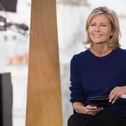 Claire Chazal:«Je ne suis pas candidate pour remplacer Christine Angot»