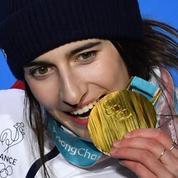 Perrine Laffont, étudiante en DUT et championne olympique