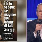 ONPC :Laurent Ruquier raille la bataille autour de l'héritage de Johnny Hallyday
