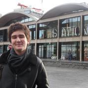Martin a lâché ses études pour créer un média qui raconte la vie des sans-abri