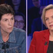 Cà vous : Virginie Calmels revient sur son échange avec Christine Angot dans ONPC