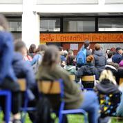 Le blocage de la fac de Lettres de Nancy reconduit par une AG survoltée