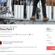 Chambre partagée à louer au cœur de la révolte étudiante : Tolbiac est sur Airbnb