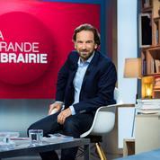 François Busnel (La Grande Librairie ): «Nul n'est propriétaire de sa case à la télévision»