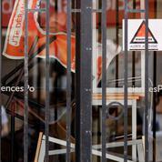 À Sciences Po, une intervention policière empêche un nouveau blocage