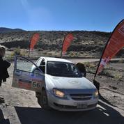 Argentina trophy: les derniers jours dans la voiture de Laurie et Gabrielle