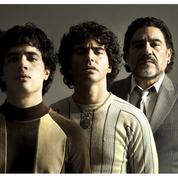Première photo du casting de Maradona ,la série d'Amazon Prime Vidéo