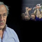 Michel Platini raconte la Ligue des champions sur RMC Sport