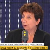 Parcoursup : «moins de 2500» candidats encore en attente, selon Frédérique Vidal