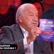 Marcel Campion annonce sa candidature à la mairie de Paris chez Cyril Hanouna