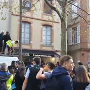 Toulouse : 700 lycéens manifestent