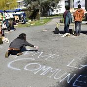 L'université de Rennes 2 est bloquée, les cours sont suspendus