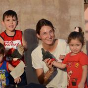 Cette étudiante a rejoint l'Irak pendant l'été pour aider les chrétiens d'Orient