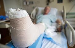 Accidents de la vie courante : les seniors particulièrement touchés