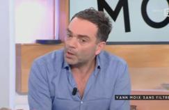 Yann Moix compare C à Vous à TPMP et attaque (encore) Anne-Sophie Lapix