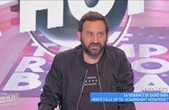 Touche pas à mon poste ! : Cyril Hanouna reconnaît avoir «commis une erreur»