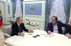 Poutine, le tsar de Russie dans l'objectif d'Oliver Stone