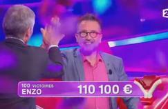 Tout le monde veut prendre sa place (France 2) : Enzo décroche sa 100e victoire