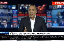 Morandini Live : une première difficile pour Jean-Marc Morandini sur CNews