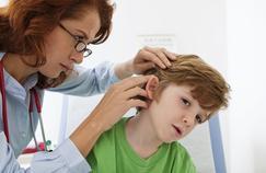 Ces maladies qui attaquent la peau et le cuir chevelu des enfants