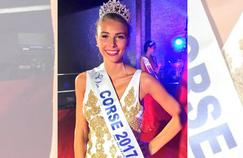 Miss France 2018 : Eva Colas élue Miss Corse