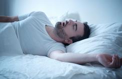 Les apnées du sommeil abîment le cerveau