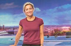 Anne-Sophie Lapix confie gagner moins d'argent sur France 2 que sur France 5
