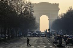 La pollution annule les bienfaits de la marche