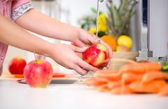 Le bicarbonate de soude efficace pour débarrasser les fruits et légumes des pesticides