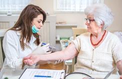 Cette année, le vaccin contre la grippe protège bien contre le virus dominant