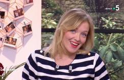 Maya Lauqué annonce sa deuxième grossesse en direct sur France 5