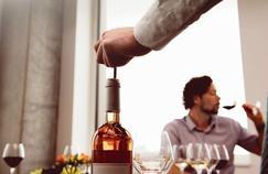 Vu du foie, le vin est bien de l'alcool!
