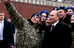 Vladimir Poutine, le mythe d'un homme fort sur France 5