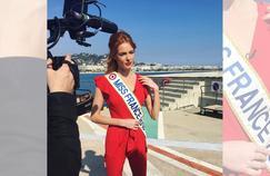 Miss France 2018 en voyage d'intégration à Cannes