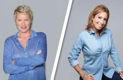 Élise Lucet et Léa Salamé, deux femmes influentes sur Twitter