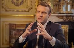 Emmanuel Macron raconte sa première année à l'Élysée sur France 3