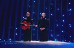 Eurovision 2018: (re)découvrez la prestation de Madame Monsieur