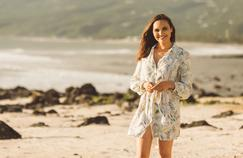 Valérie Bègue voyage pour Ushuaïa TV