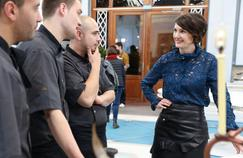 Audrey Gellet jurée du Meilleur pâtissier: «Le milieu de la télévision me plaît»