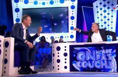 ONPC: Laurent Ruquier recadre sèchement Nicolas Dupont-Aignan