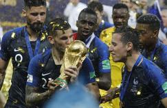 Les Bleus champions du monde:on a vu les premières images du doc événement de TF1