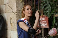 Maëva Coucke: «Je me suis fait une entorse lors d'une épreuve»