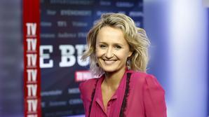 Caroline Roux: «Pour la première fois, j'avance dans le brouillard»